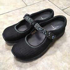 MERRELL Encore MJ Mary Jane Black OrthoLite Shoes Women's Size 8