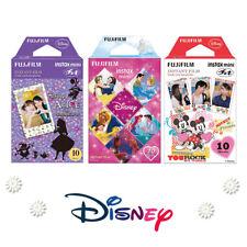 Fujifilm Instax Mini Disney Film 30 Sheets - Fuji Instant 8 9 70 90 Camera Photo