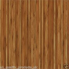 28 x Vinyl Floor Tiles - Self Adhesive - Bathroom Kitchen BN - Wooden Strips 179