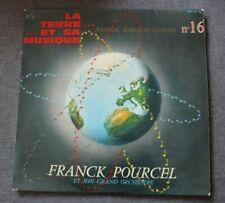 Franck Pourcel et son grand orchestre, amour danse et violons 16 , LP - 33 Tours