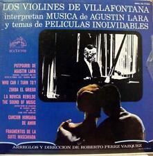 Roberto Perez Vazquez L- os Violines De Villafontana LP VG MKL 1724 Vinyl Record