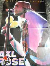 AXL ROSE / ACE OF BASE  BIG  POSTER  82x55 CM     0416