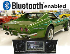 Slidebar Radio Stereo & Bluetooth Kit 1968-1976 Chevy Corvette Custom Autosound