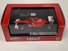 1/43 Mattell Hot Wheels F1  Ferrari 150 Italia from 2010 Fernando Alonso