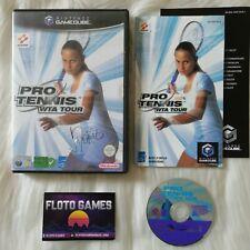 Jeu Pro Tennis WTA Tour pour Gamecube GC PAL FR Complet CIB - Floto Games
