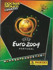 Euro 2004 - Panini Pocket Album COMPLETE