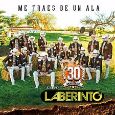 Grupo Laberinto Me Traes de un Ala CD New Nuevo Sealed