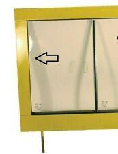 930046 Genuine PEUGEOT 405 Estate O//S Porta Finestra Del Canale in posizione verticale parte no