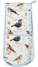NUOVO Ulster Weavers Madeleine Floyd Bird Song Doppio Guanto da forno BIRDSONG