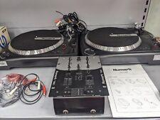 More details for numark pro dj package (2x turntables + audio mixer) - cs w66