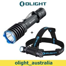 Olight PERUN 2 LED Headlamp 2500 Lumens Torch Warrior X Pro Flashlight