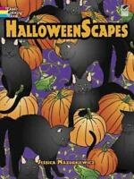 HALLOWEENSCAPES - NEW PAPERBACK BOOK