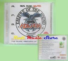 CD AZZURRA EMPIRE SOUND VOL.1 compilation SIGILLATO 2009 PAUL LEWIS NYTRO(C33)