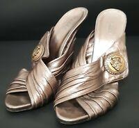 GUCCI GG Clogs Shoes  size  eu 37,5 C us 7