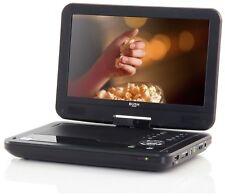 Bush 10 Inch Swivel LCD Shock Resistant AV Portable DVD Player Black - E2