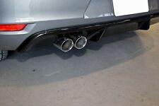 Für VW Golf 6 GTD Heck Spoiler Heckschürze Heckeinsatz Heckansatz R Diffusor