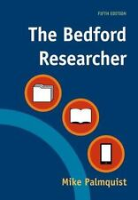 The Bedford Researcher by Mike Palmquist (2014, Spiral)