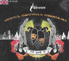 MYSTICS MARTYRS & MAHARAJAS - NEW SOUND TRACK CD