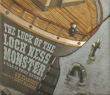 The Luck of the Loch Ness Monster A Tale of Picky Eating Hardcover Dust Jacket