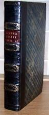 1840 Leather Bound COLLECTION Of RELIGIOUS PAMPHLETS Luther India Hannah More