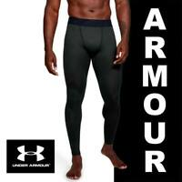 "MEN'S UNDER ARMOUR CG ""GAMETIME"" ""ARMOUR"" COMPRESSION LEGGINGS BASE LAYER M L"