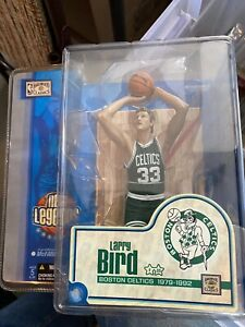 NBA Legends Series 4 Larry Bird Hardwood Classics Mcfarlane Action Figure Boston
