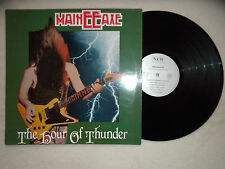 """LP 33T MAINEEAXE """"The hour of thunder"""" NEW RECORDS NW 2304 FRANCE §"""