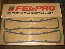 FEL-PRO VS 13403R (RUBBER) VALVE COVER GASKETS GM V8 ENGINES, SEE DETAIL