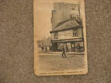 """Dickens """"Old Curiosity Shop"""" Portsmouth St. W.C., Artist signed T.R. Way"""