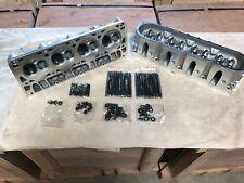 Chevy LS1 210cc 64cc Bare Aluminum Cylinder Head Kit 4.8L 5.3L GM 2004 and UP
