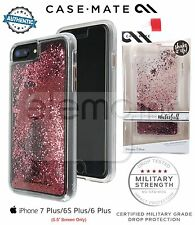 Case-mate transparente resistente cascada carcasa funda para iPhone 8 Plus / 7 -