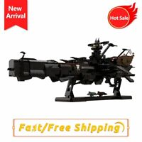 Captain Harlock Albator Battleship Building Blocks Kids Assemble Toys for Gifts