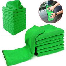 10x Microfibra Lavaggio pulire asciugamani morbido tüchern Auto Pulitore Telo