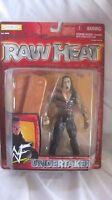 WWF Raw Heat Undertaker Action Figure From Jakks Pacific 1999 NEW t943