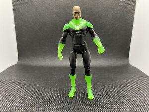 "DC Universe Infinite Heroes GREEN LANTERN Jon Stewart TRANSLUCENT 3.75"" Figure"