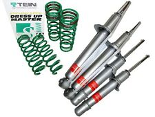 TEIN S.TECH LOWERING SPRINGS + TRUHART SHOCKS SET FOR 04-08 ACURA TL UA6