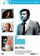 DVD  Alain Delon Un Flic Melville Occasion