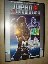 DVD JAPAN ANIMACIÓN KEN EN GUERRIERO EL TRILOGIA VOLUMEN 1 EL CIUDAD' SECRETO