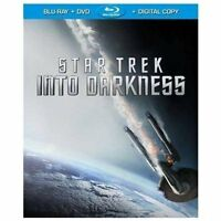 Star Trek Into Darkness (Blu-ray) DISC ONLY NO CASE NO ART UNUSED CONDITION