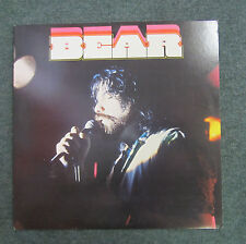 BEAR Richard T. Bear LP 1979 RCA Records Perfect Condition Clean w/Fast Shipping