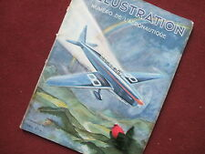 L' ILLUSTRATION : NUMERO DE L' AERONAUTIQUE 17 NOVEMBRE 1934
