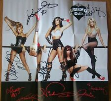 *PUSSYCAT DOLLS*SIGNED*AUTOGRAPHED*DOLL DOMINATION*CD*BRAND*NEW*