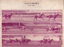 * HORSE RACING - La Rinconada Hippodrome, Caracas Venezuela - 21 Photos 1961-62