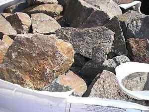 Gabionenfüllsteine Bruchsteine 10-25 cm gemischt Berlin Nr. 768