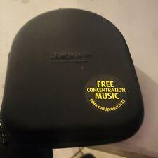 Jabra Evolve 75 On the Ear Headphones - Black/Orange read description
