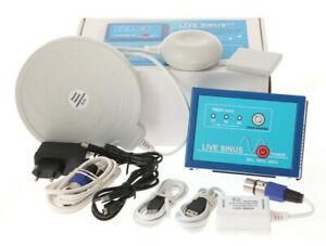 LIVE SINUS 5 BT with Bluetooth Mishin's Coil set Vortex Medicine Device NEW