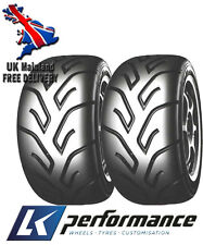 New 2 x 225/45/17 (2254517) Yokohama A048 Medium Compound Tyres High Performance