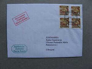 KOSOVO, cover Yugoslavian post 2001