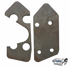 Steering box chassis repair plates suit 80 Series Toyota Landcruiser