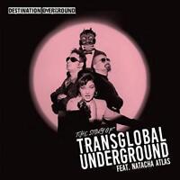 Transglobal Underground (Feat. Natacha Atlas) - Destination Overground  (NEW CD)